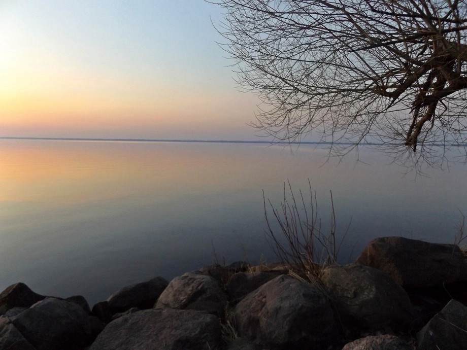sunrise on Poygen