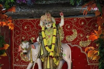 Shri Giriraj Dharan