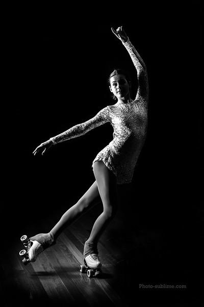 Skate competitor Lauren Nash 03