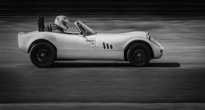 Panned Sports Car by karlredshaw - Awesome Cars Photo Contest