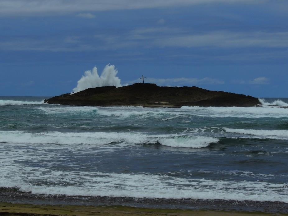 Peñón Brusi Beach,  Camuy, Puerto Rico