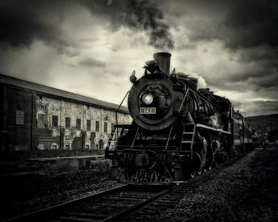 Train to Syracuse 214b