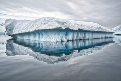 Iceberg, Plenneau Bay