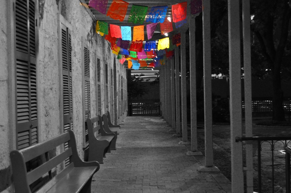 One of my favorite times of the year is Fiesta in San Antonio. Capturing this picture was somethi...