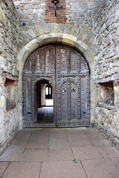 Castle main gate