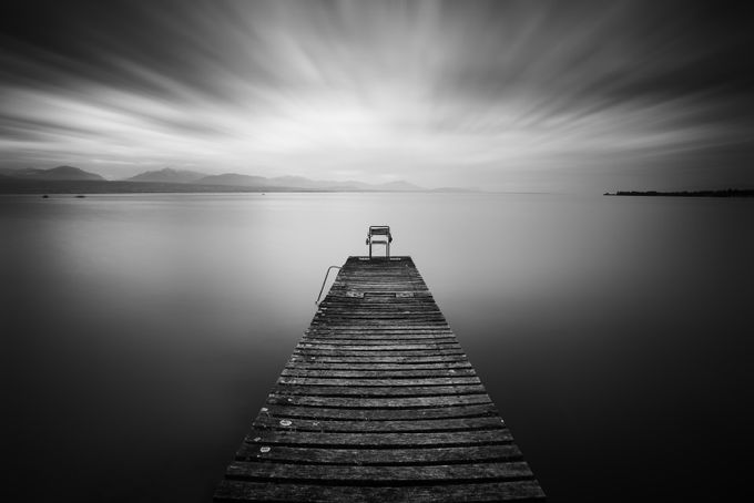 the observer by kutlu - Black And White Landscapes Photo Contest
