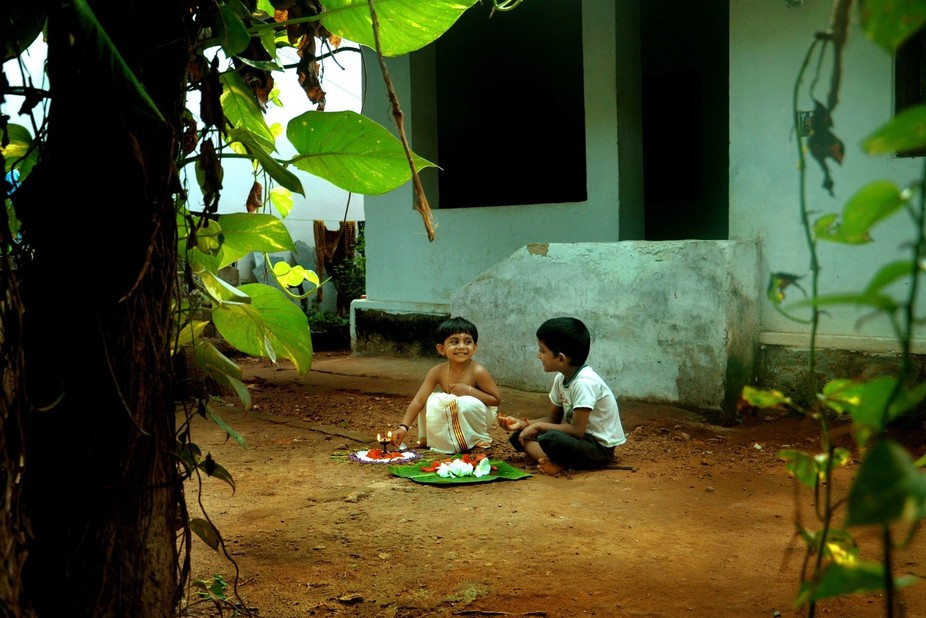 Onam is a major festival celebrated in Kerala, India.[1] It is also the National festival of Kera...