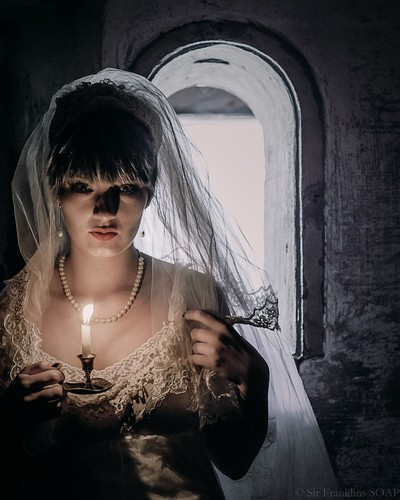 Ghost Bride of the Battery