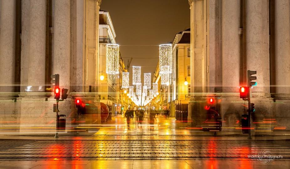 Praça do Comercio, Lisboa, Portugal  www.widefocusphotography.com