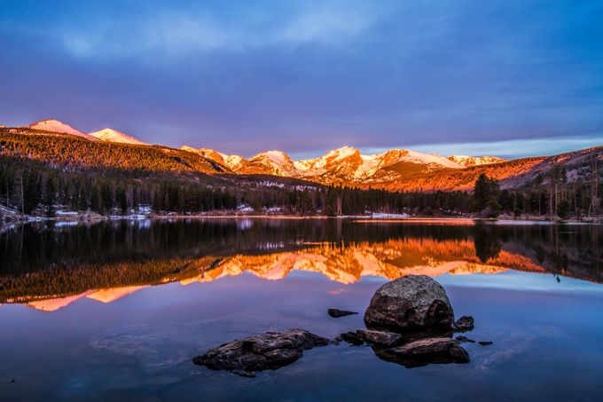 Heavenly sunrise by rukaratangente - Lakes And Reflections Photo Contest