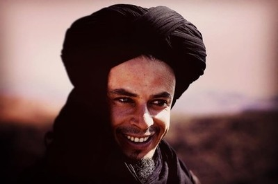 Young Tuareg Man | Maroc 2016