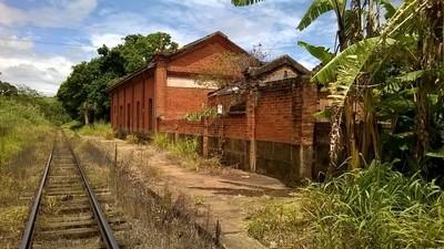 Estação Bairro Alegre (Bairro Alegre Station)