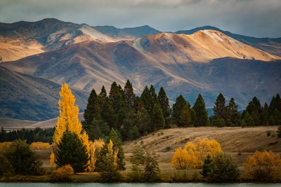 Autumn in the MacKenzie Country