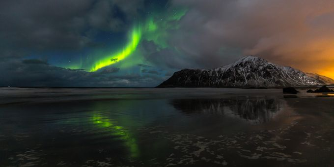 light at flakstad by marekbiegalski - Rule Of Thirds In Nature Photo Contest