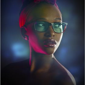Playing with light and the always amazing Tshepi! #legendeyewear Model: Tshepiso Photographer: Adrian Chinery All Rights reserved, image copyrigh...
