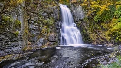 Bushkills Falls PA