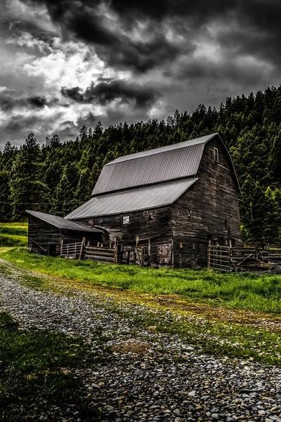 100 Year Old Barn