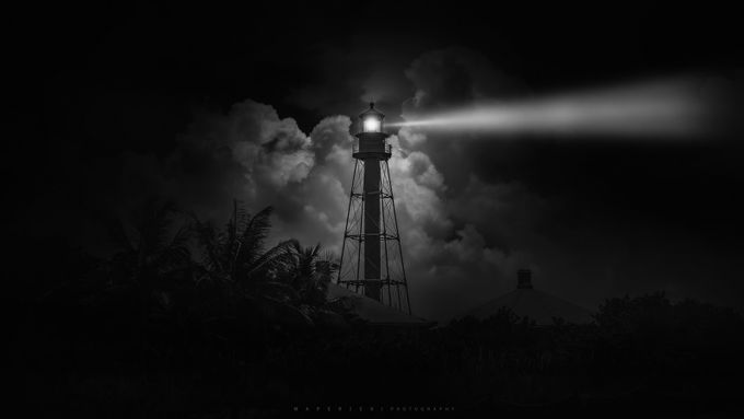 Sanibel Lighthouse by maperick - Night Wonders Photo Contest
