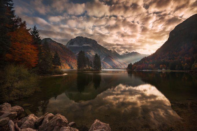 autumn glory by ramitdey - Spectacular Lakes Photo Contest