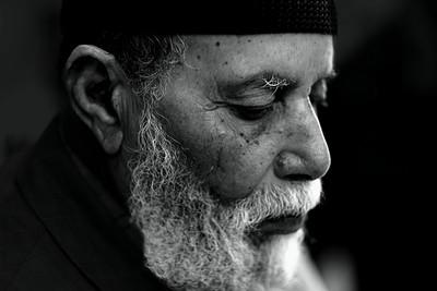 Old Man in Meknes