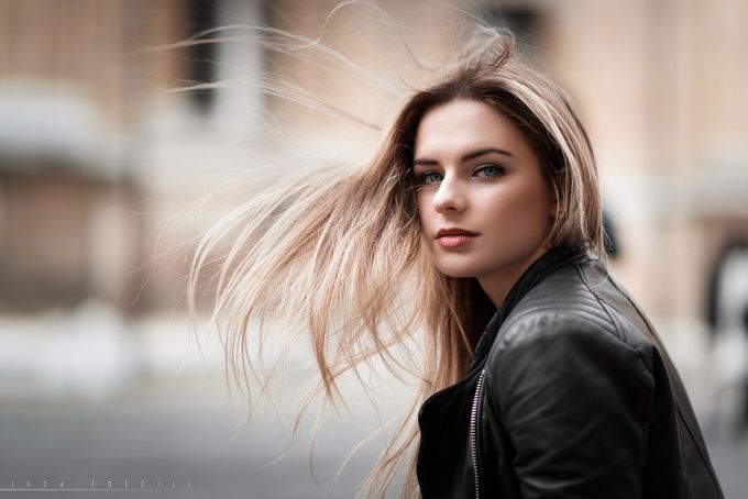 Nicole by lucafoscili - Long Hair Photo Contest
