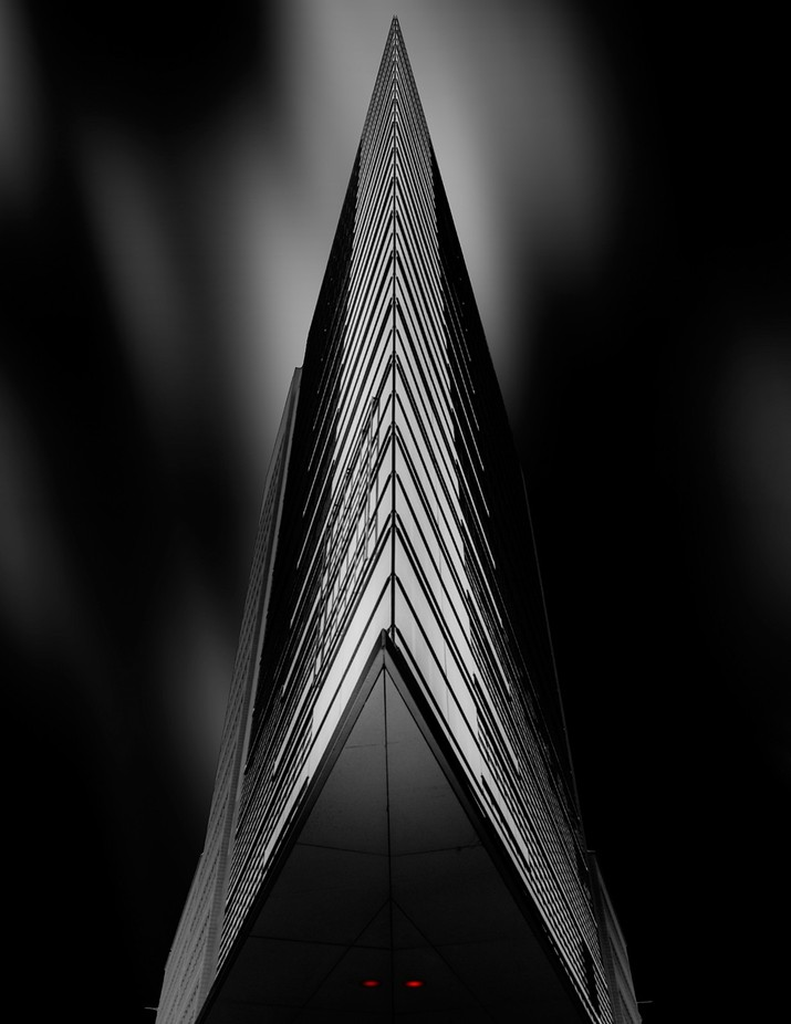 Potsdamer Platz by dirkrichter - Black And White Architecture Photo Contest