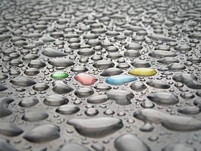 Simple drops