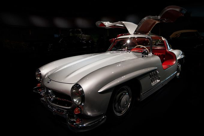 Mercedes SL by pixelmac - My Favorite Car Photo Contest
