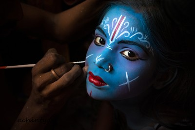 Making of Krishna