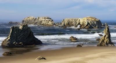 Rugged Beauty of the Oregon Coast