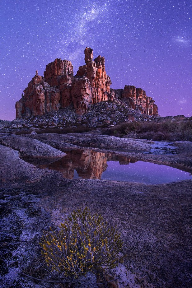 Cederberg by Night by stuartapsey - Nature And The Night Photo Contest