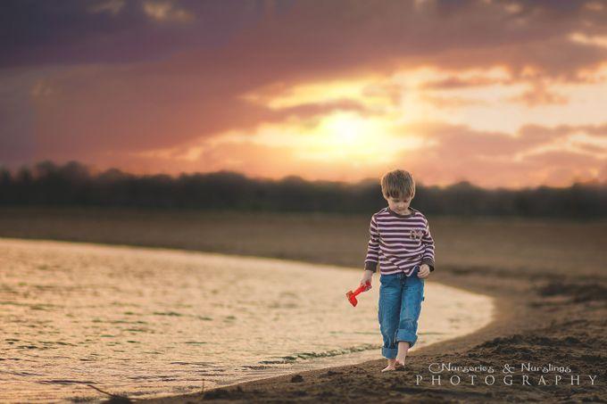 Stroll on the Beach by NurseriesandNurslings - Take A Stroll Photo Contest
