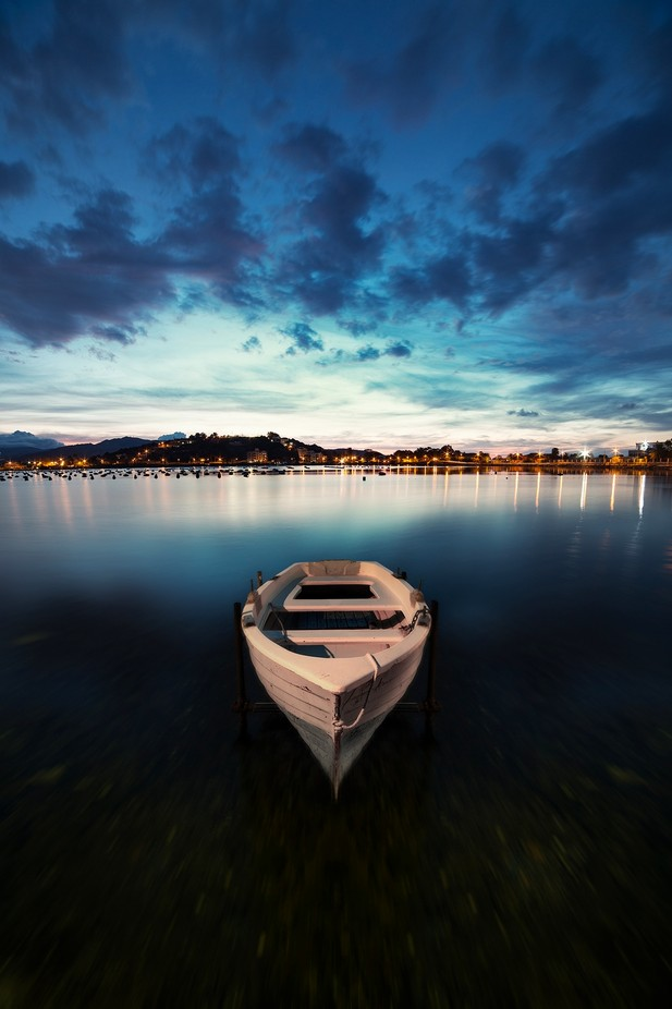 The Boat by FrancescoGulli - Fish Eye And Wide Angle Photo Contest