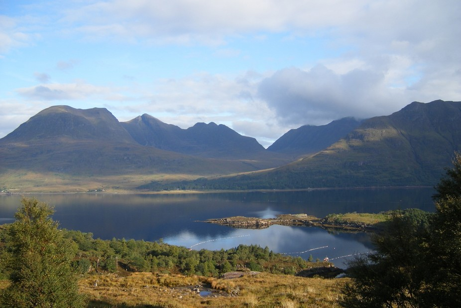 Torridon, land of lakes and mountains
