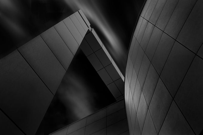 Smart City by briancassar - Geometry And Architecture Photo Contest