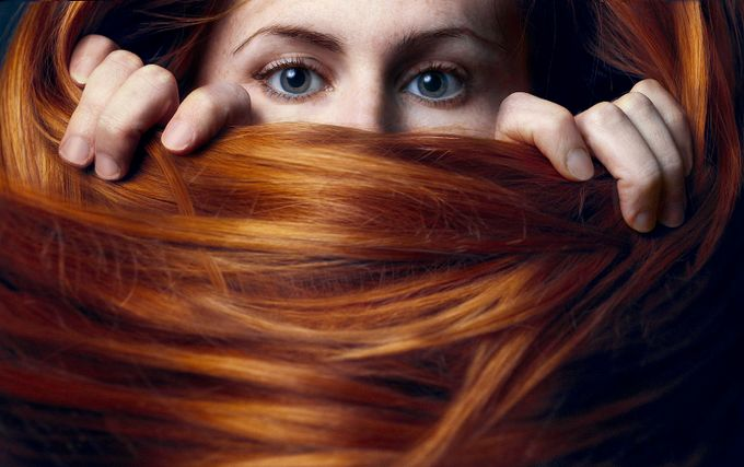 Self Portrait: Hair by Faithklefever - Anything People Photo Contest