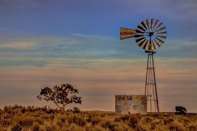 Windmill Cranking