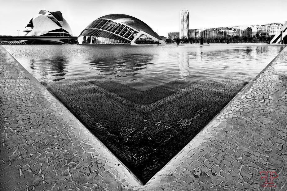 Ciutat de les Arts i les Ciències.....