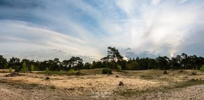 Panorama - Bosserheide