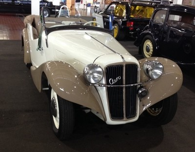 Aero 30.... .1930s car from Czechoslovakia
