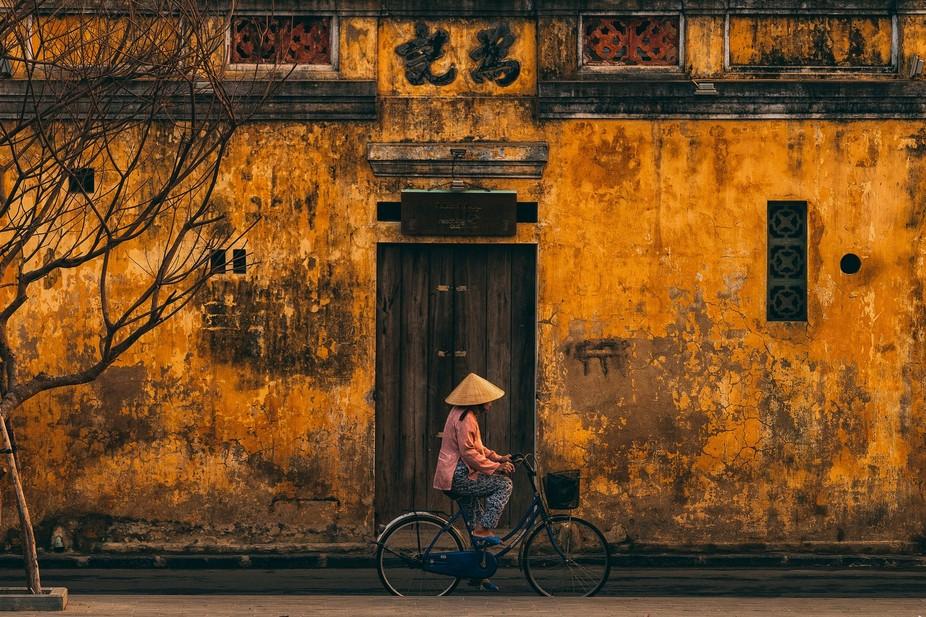 Hoi An, Central Vietnam, 2016