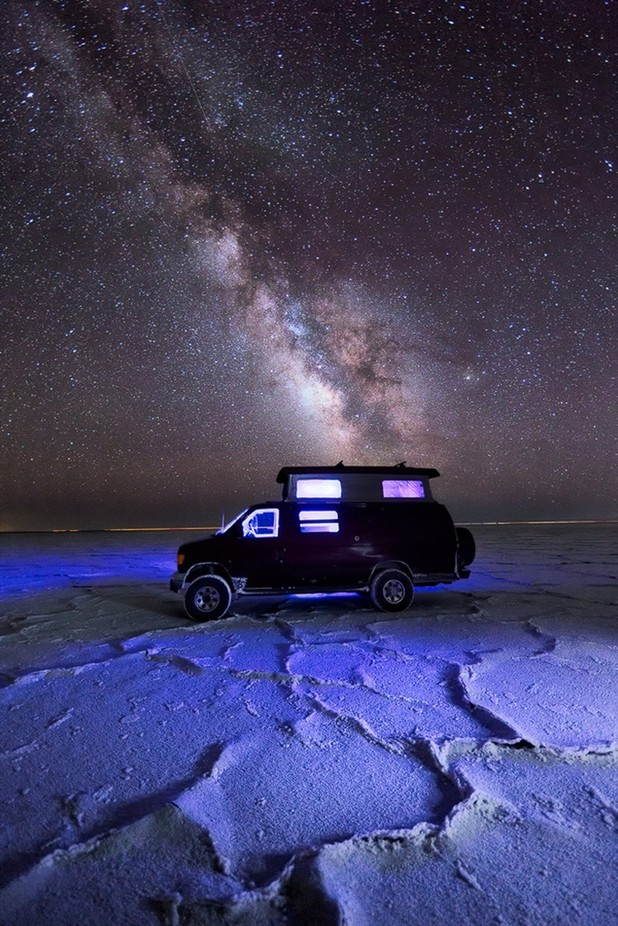 Under the Stars by DWongPhotos - Creative Travels Photo Contest