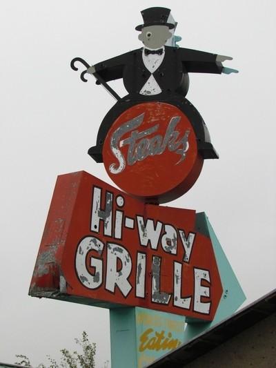 Hi-way Grille