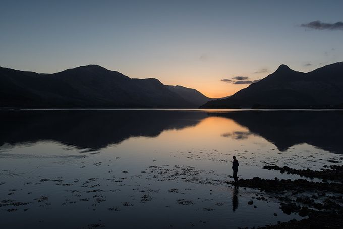 Loch Leven - Scotland by Masher - Unforgettable Landscapes Photo Contest by Zenfolio
