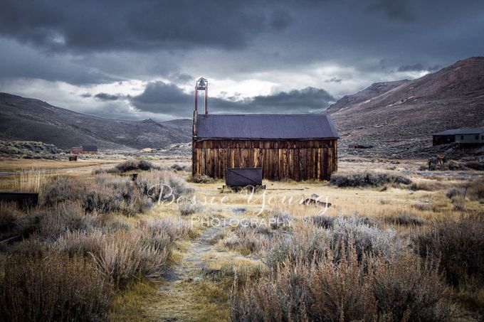Bodie California Fire House by Bessieyoungphotography - Monthly Pro Vol 24 Photo Contest