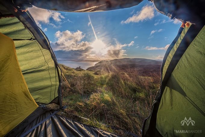 Wake up by MariaBander - Outdoor Camping Photo Contest