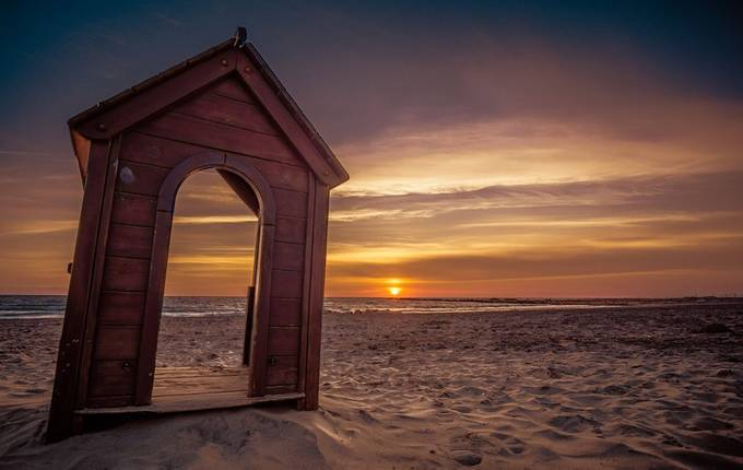 Beach House by carlomagno - Rule Of Thirds In Nature Photo Contest
