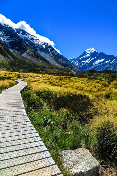 Hooker Valley (unfinished) (1 of 1)