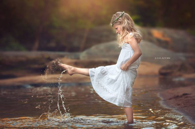 Harper #4 by JuliaAltork - People And Water Photo Contest 2017
