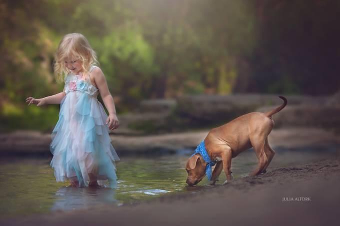 Friends by JuliaAltork - Get Wet Photo Contest